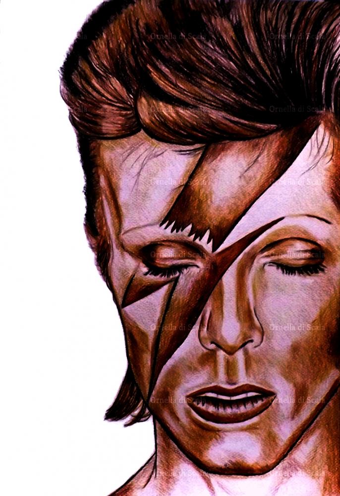 David Bowie par velvetdressx